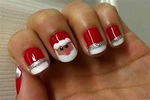 Santa - Nail Designs Picture