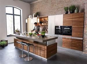 Designer Küchen Mit Kochinsel : k chen holz modern mit kochinsel ~ Sanjose-hotels-ca.com Haus und Dekorationen