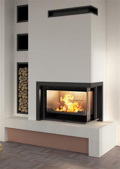 insert de cheminée cheminees contemporaines tous les fournisseurs cheminee design cheminee moderne cheminee