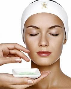 Эффективная маска для лица против морщин под глазами