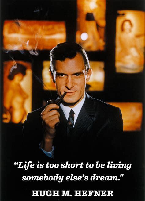 [Image] RIP Hugh M. Hefner - OffBeat Quotes