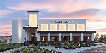 Capital Grille Project Construction