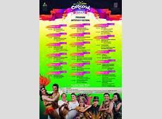 Carnaval Campeche 2017 DÓNDE HAY FERIA