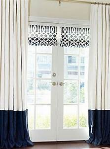 Window treatments family room window treatments for Curtains that look like roman shades