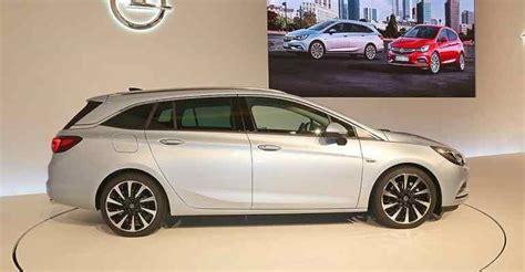 2018-2019 Opel Astra Sports Tourer – the versatile new ...