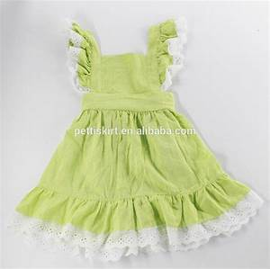 Boutique Girl Clothing Baby Party Frock Designs Kid Plain ...