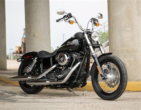 Harley-davidson 1690 Dyna Street Bob Fxdb 2016