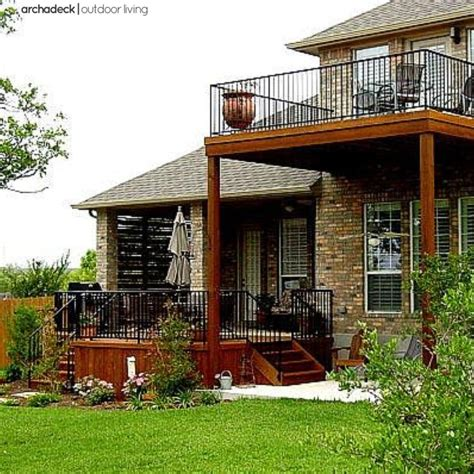 68 best second story deck ideas images on deck
