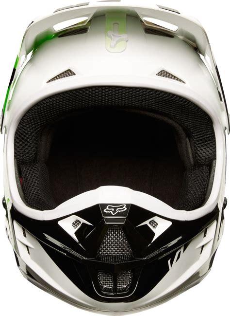white motocross helmets 169 95 fox racing mens v1 race full face mx helmet 1065044