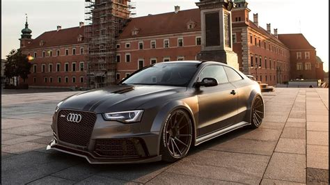 Audi S5rs5 Widebody Supercharged Monster  Vw Gti Club