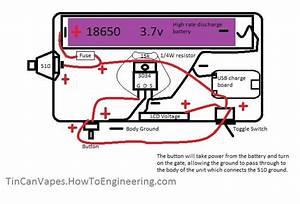 Wiring Diagram Series Parallel Mod Vape