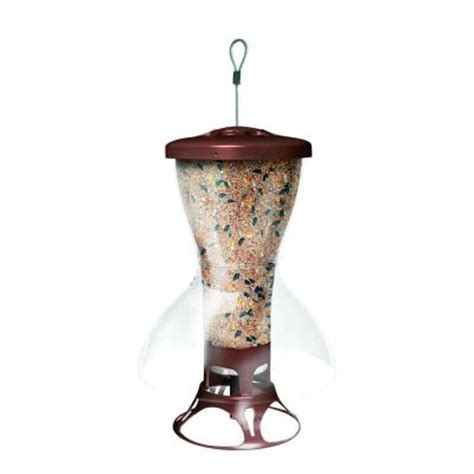 squirrel proof bird feeder home depot pet bird shelter squirrel proof bird feeder 5109 2