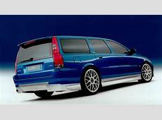 Volvo V70 Concept Car 2001 Picture 35809