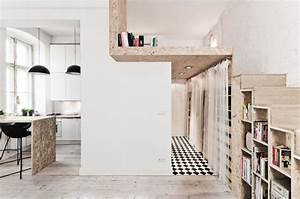 Stunning 312 Square Feet Micro Apartment