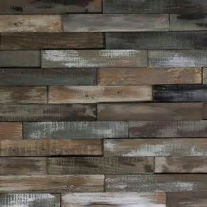 nuvelle deco planks weathered gray 1 2 in thick x 2 in