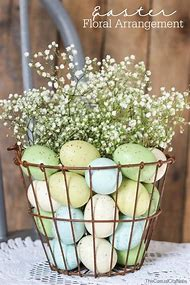Pinterest Easter Floral Arrangements