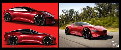 Alfa Romeo 8c Might Get Hybrid Powertrain Worth 800hp