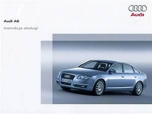 Manual Audi A6 Audi A6 C6 Instrukcja Page