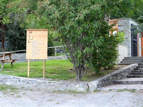 Ingresso Giardino by Parco Nazionale Dello Stelvio Nationalpark Stilfserjoch