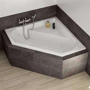 Baignoire Angle Douche : baignoire d 39 angle cavallo 140 x 140 cm interieur pinterest salle de bains baignoires et ~ Voncanada.com Idées de Décoration