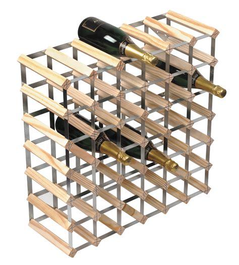 wooden wine rack 42 bottle traditional wooden wine rack 6x6 traditional