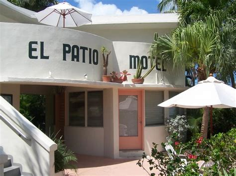 El Patio Motel Key West Fl 33040 by Front Of Hotel Picture Of El Patio Motel Key West