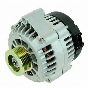 105 Amp Alternator Id 15755616 For Cadillac Chevy Gmc Pickup Suv Van New