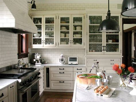 ikea spot cuisine glass kitchen cabinet doors pictures ideas from hgtv hgtv
