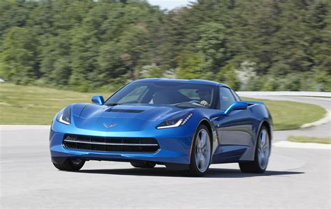 2014 Chevrolet Corvette Stingray Z51 Photo Gallery Autoblog