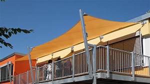 Sonnensegel Fr Ihren Balkon Sitrag Sonnensegel