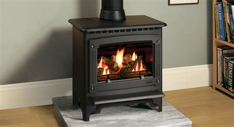 Electric Wood Burner by Gazco Marlborough Gas Stove From Murphy Heating