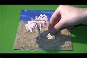 Sonnenschirm Aus Geld Basteln : video geldscheine falten zu einem sonnenschirm ~ Lizthompson.info Haus und Dekorationen