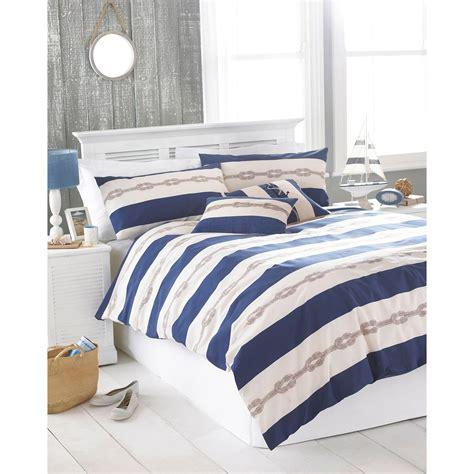 nautical duvet covers nautical theme coastal sea duvet cover set with striped