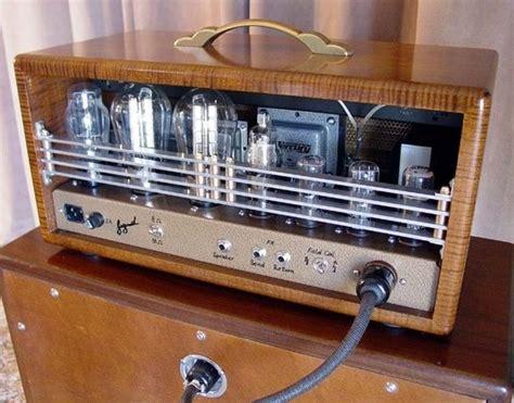 Custom Made Sound King Tube Amplifier By Siegmund Guitars