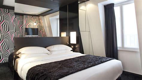 chambre hotel design hôtel georgette les chambres hôtel design