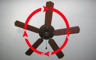 Ceiling Fan Counterclockwise Rotation by How To Use A Paddle Ceiling Fan Properly Today S Homeowner