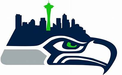 Seahawks Seattle Skyline 12th Drawing Clipart Football