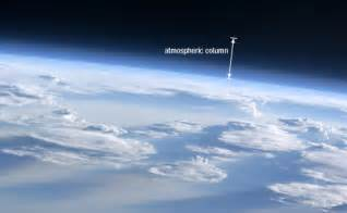 Earth Atmosphere From Space