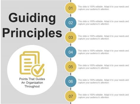 guiding principles  background images powerpoint