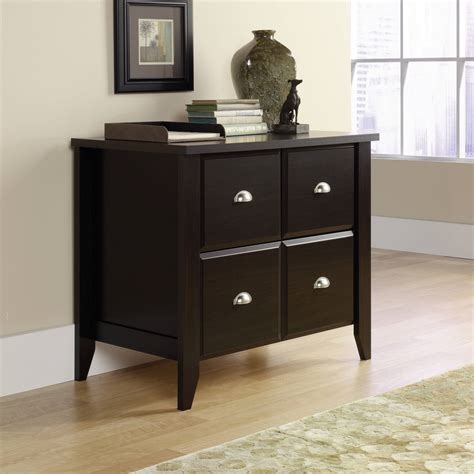 File Folder Cabinet - sauder orchard lateral file cabinet carolina oak