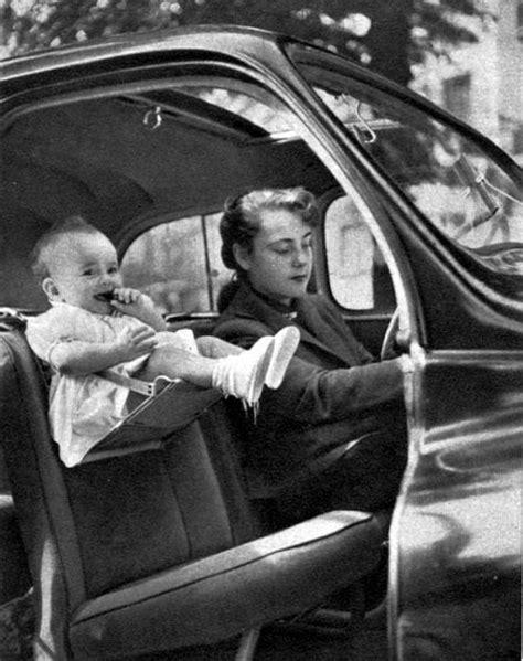 52 best Vintage Child Car Seats images on Pinterest | Baby