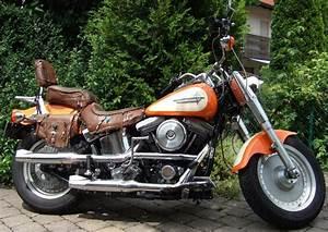 Fat Bob Gebraucht : harley davidson fat boy flstf evo biete motorrad ~ Jslefanu.com Haus und Dekorationen