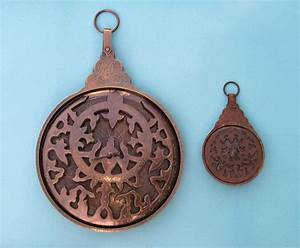 Solid Brass Astrolabes from The Brass Compass
