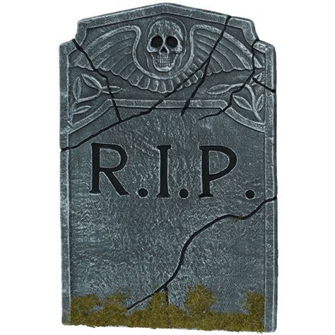 Rip Background Rip Headstone Transparent Png Stickpng
