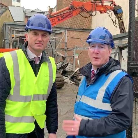 Leo Docherty MP - Thrilled to join Rushmoor Borough ...