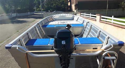 siege pour barque amenagement barque alu 4m50