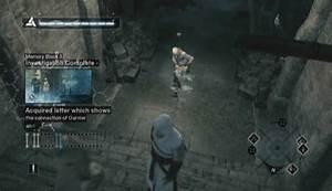 Assassins Creed Guide - Memory Block 3 Walkthrough