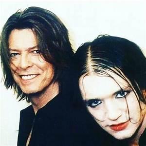 vezzipuss.tumblr.com — David Bowie & Brian Molko, Circa 99 ...