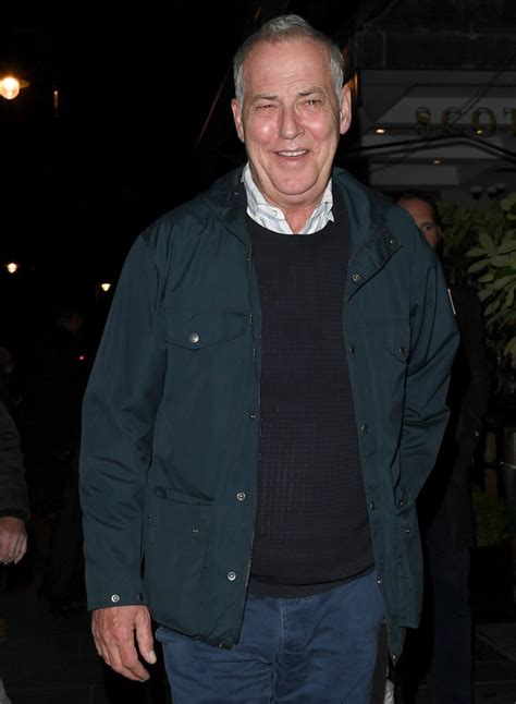 Michael Barrymore shares update on broken wrist ...