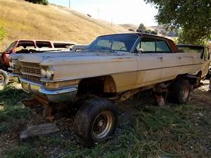 1963 Cadillac 4x4 Sedan Deville Project Are You Crazy